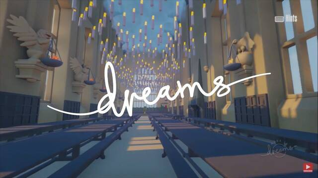 Harry Potter en Dreams