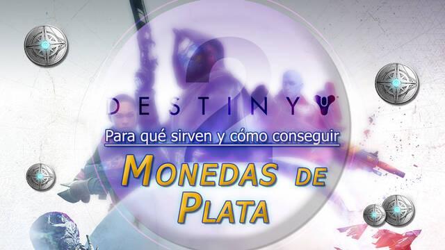 Monedas de Plata en Destiny 2: ¿Cómo conseguirlas y para qué sirven?
