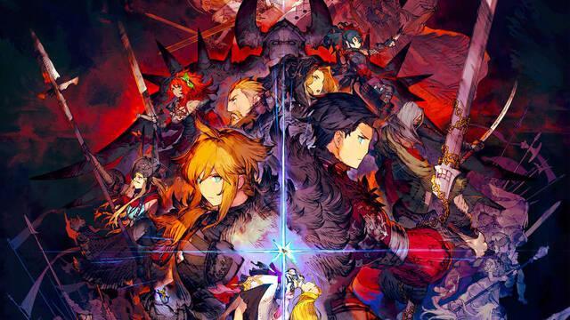 Este juego de Final Fantasy con enfoque táctico llega a iOS y Android