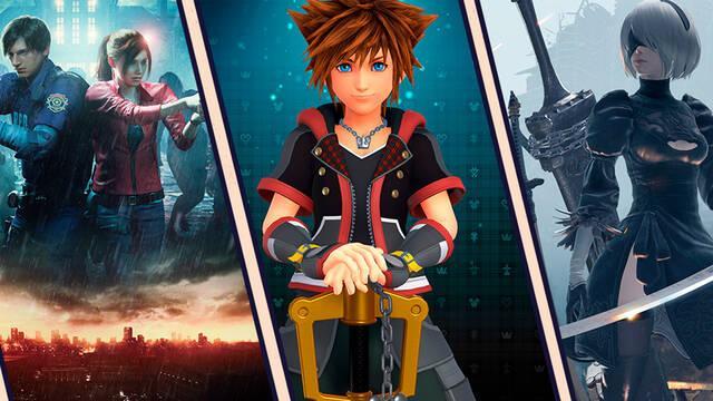 Ofertas en PS Store con juegos japoneses