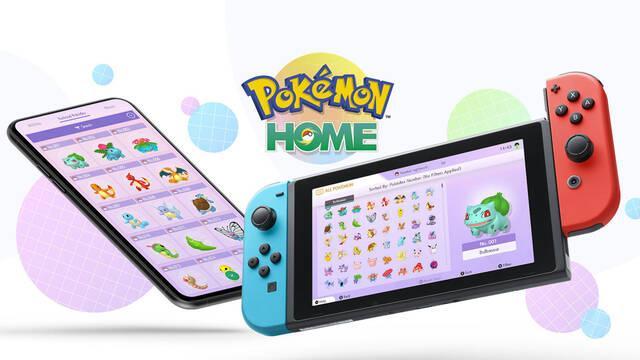 Pokémon Home descargas