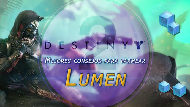 ¿Cómo farmear Lumen en Destiny 2? - Mejores consejos para conseguir esta moneda