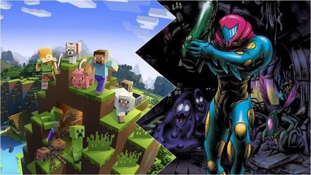 Metroid Fusion Minecraft