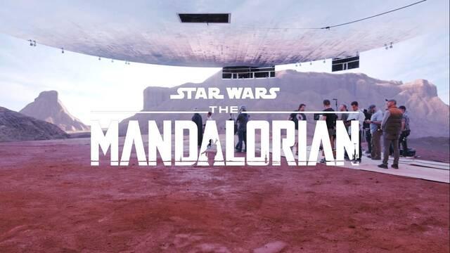 The Mandalorian y sus efectos digitales