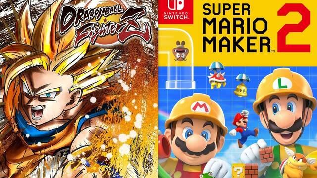 Nuevas ofertas en la eShop de Nintendo Switch.