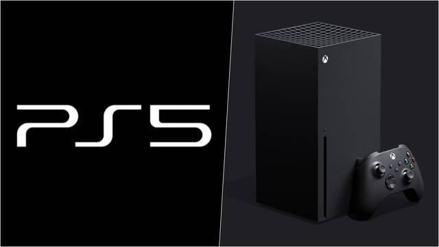 PS5 Xbox Series X SSD