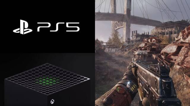 4A Games PS5 y Xbox Series X