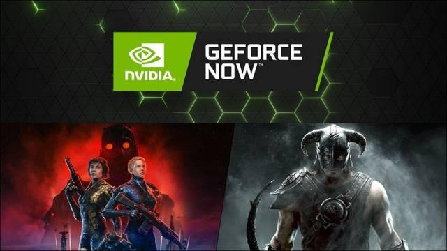 GeForce Now Bethesda