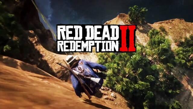 Red Dead Redemption 2 y el vómito