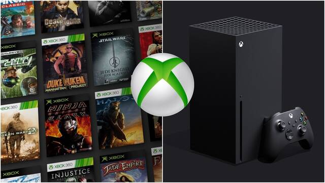 Xbox Series X tendrá retrocompatibilidad inteligente