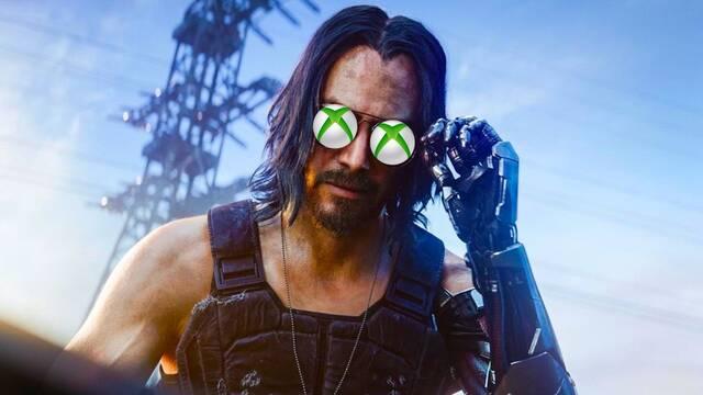 Cyberpunk 2077 se actualizará gratis para Xbox Series X