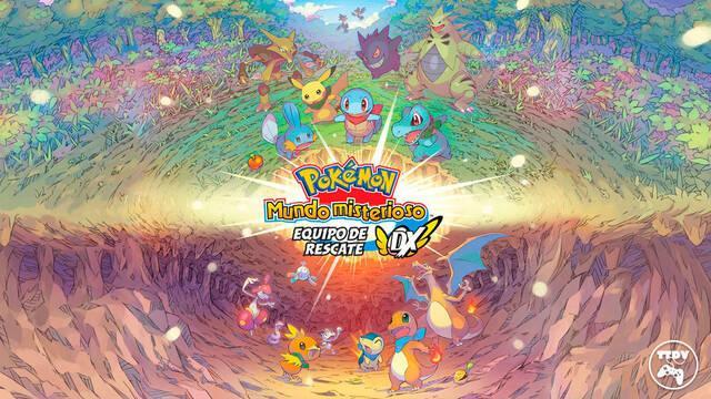 Reservar Pokémon Mundo Misterioso: Equipo de Rescate DX