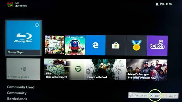 Xbox One Discos