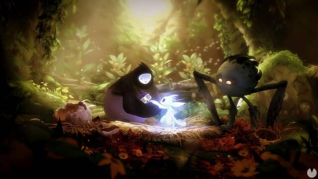 Ori and the Will of the Wisps será el triple de grande que su primera parte.