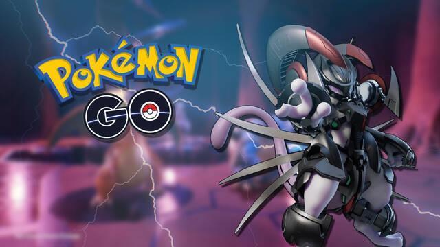 Pokémon Go: Mewtwo acorazado