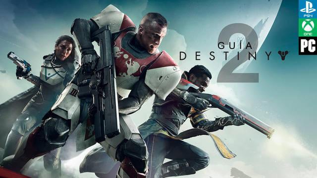 Guía Destiny 2, trucos y consejos