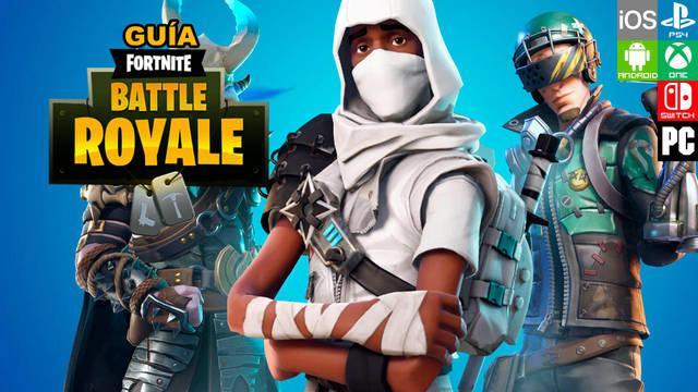 Guía Fortnite Battle Royale. Desafíos, trucos y consejos! (2021)