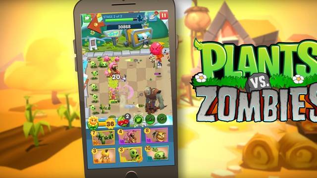 Plants vs. Zombies 3 Android iPhone