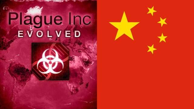 China retira el juego de epidemias de la App Store