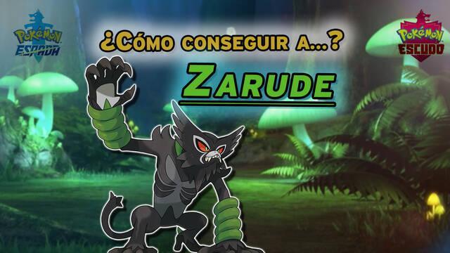 ¿Cómo se consigue a Zarude en Espada y Escudo? El nuevo Pokémon singular