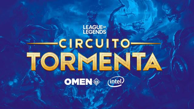 Circuito tormenta League of Legends