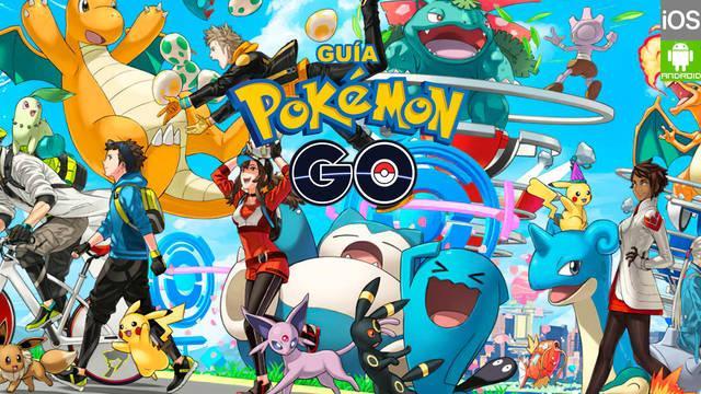 Guía Pokémon GO (2021) - Los MEJORES trucos y consejos!