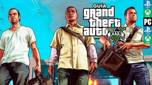 Guía Definitiva Grand Theft Auto V - Los MEJORES consejos!