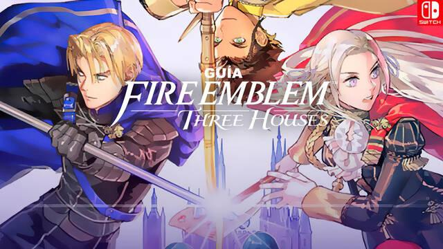 Guía Fire Emblem: Three Houses, trucos y consejos