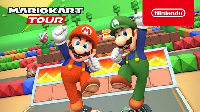 Mario Kart Tour aumenta las probabilidades de obtener personajes raros.