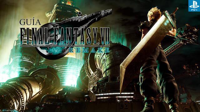 Guía Final Fantasy VII Remake: trucos, consejos y secretos