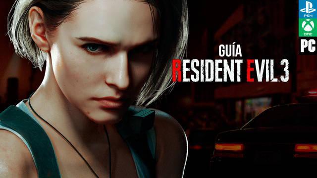 Resident Evil 3 Remake: Guía del 100%, trucos y secretos