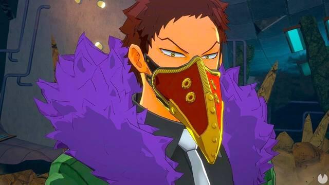 My Hero One's Justice 2 estrena tráiler con villanos