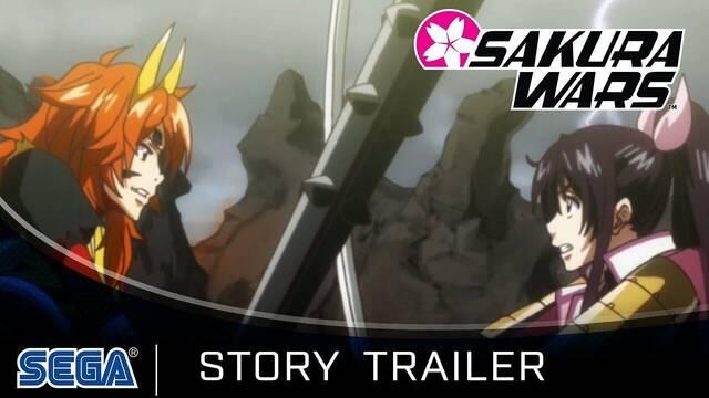 Sakur Wars presenta un tráiler de su historia