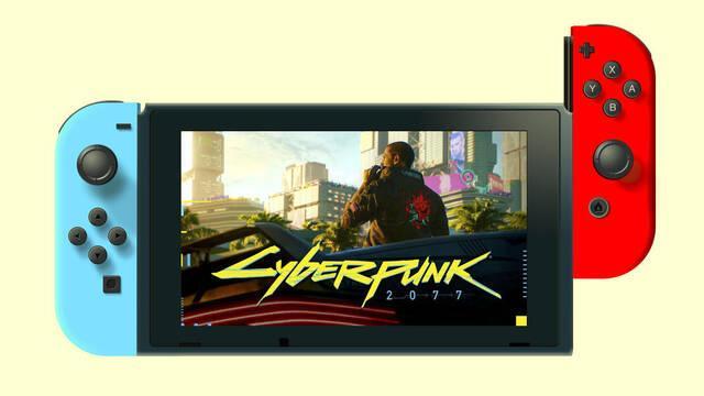 cyberpunk en switch
