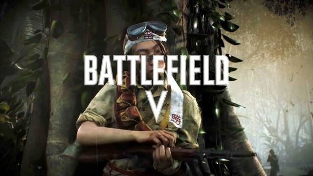 Actualización de Battlefield 5