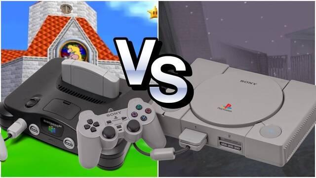 ps1 vs n64 juegos deprimentes