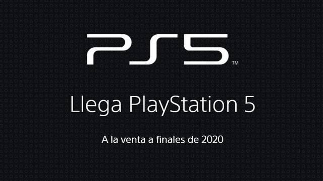 Web oficial PS5