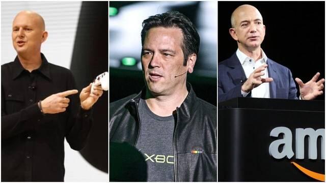 amazon y google verdaderos rivales de microsoft
