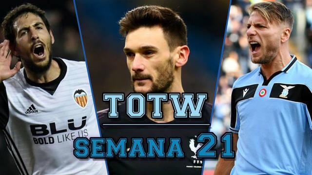 FIFA 20 TOTW 21