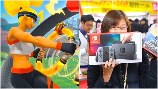 ventas en japón