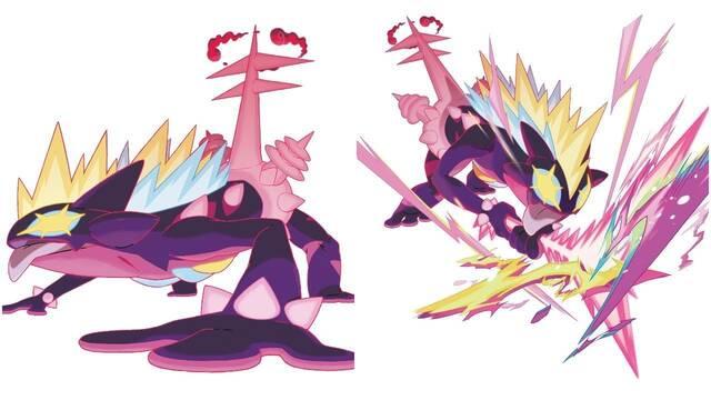 pokémon espada y escudo nuevo pokémon
