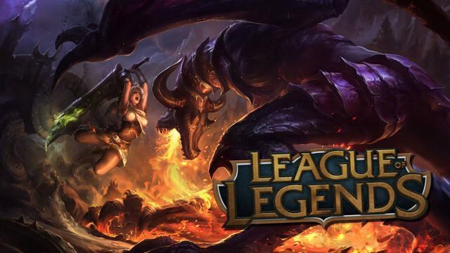 League of legends actualización 10.3