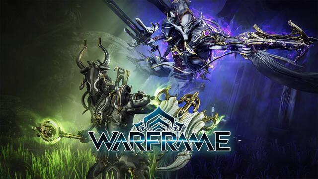Warframe: Oberon Prime y Nekros Prime