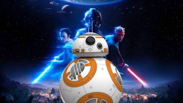 star wars y bb 8 son un éxito en el online