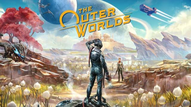 The Outer Worlds Nintendo Switch retraso coronavirus