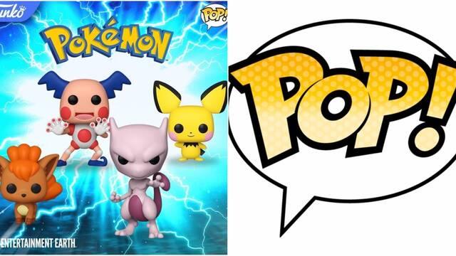 Nuevas figuras Funko Pop de Pokémon