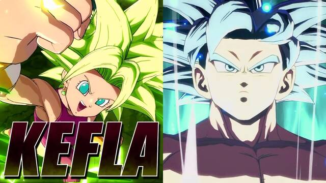 Dragon Ball FighterZ tercera temporada