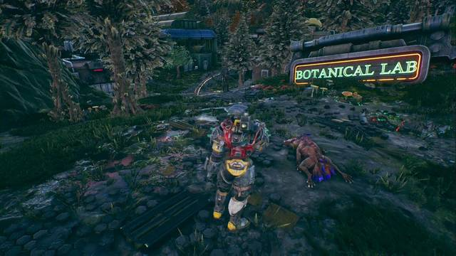 Hágase la electricidad al 100% en The Outer Worlds