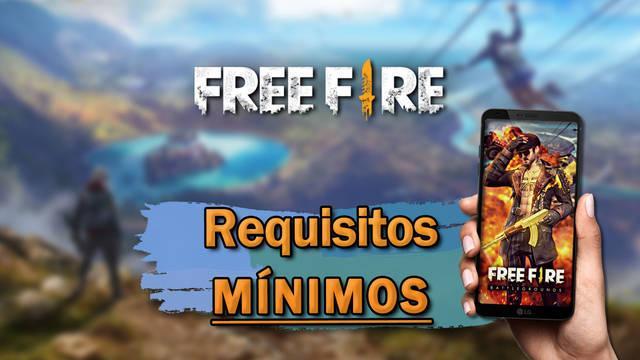 Free Fire: Requisitos mínimos y móviles compatibles (Android e iOS)