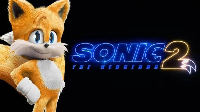 Sonic La Película 2 presenta su primer tráiler y logo.
